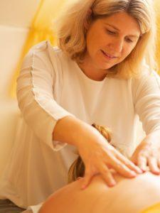 Wohlfühlprogramm und Massage bei Julia Grausenburger