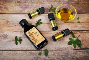 Anwendung ätherischer Öle von STYX Naturcosmetic - DIY Körperöl