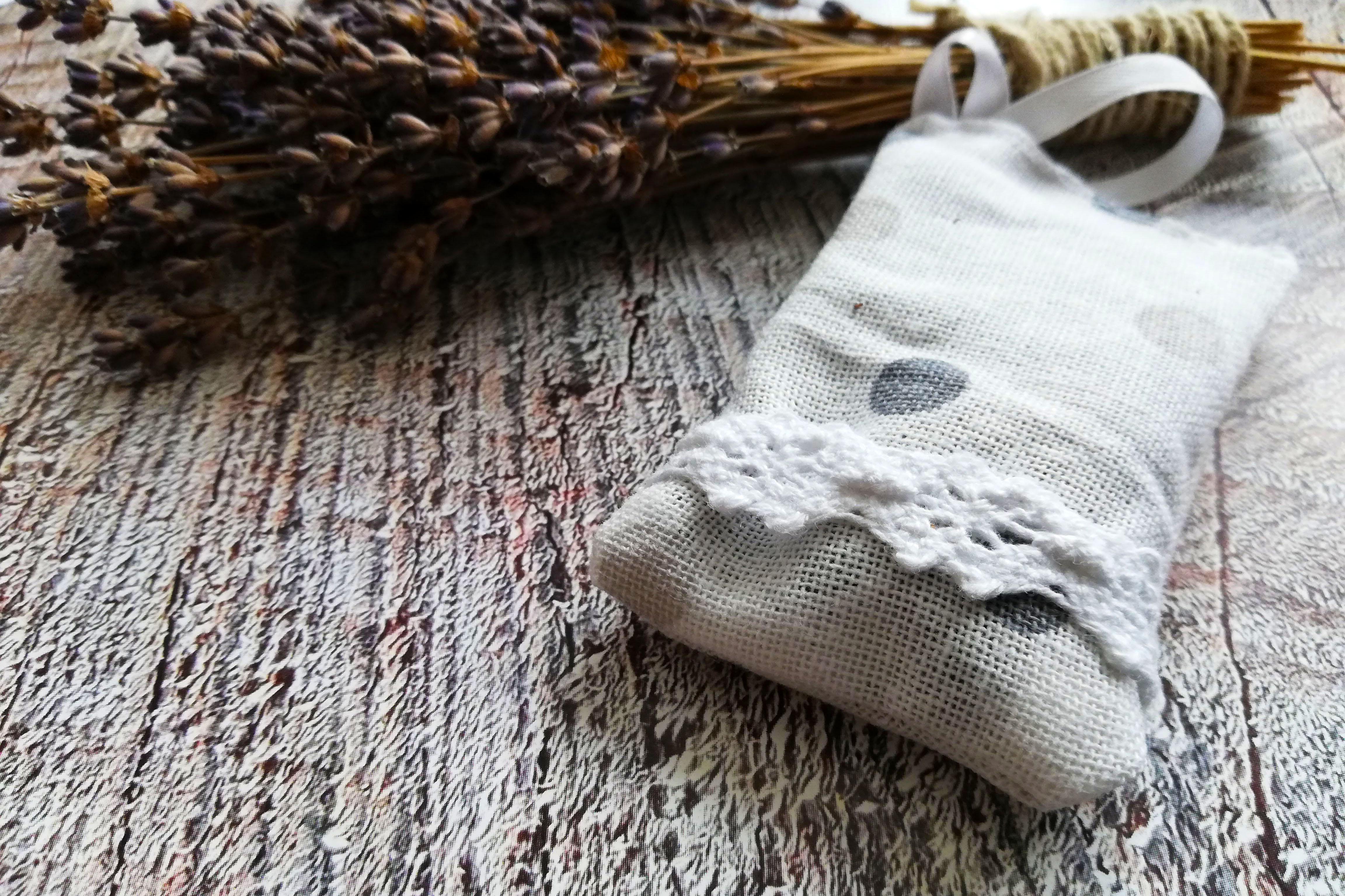 Duftsäckchen gegen Motten DIY